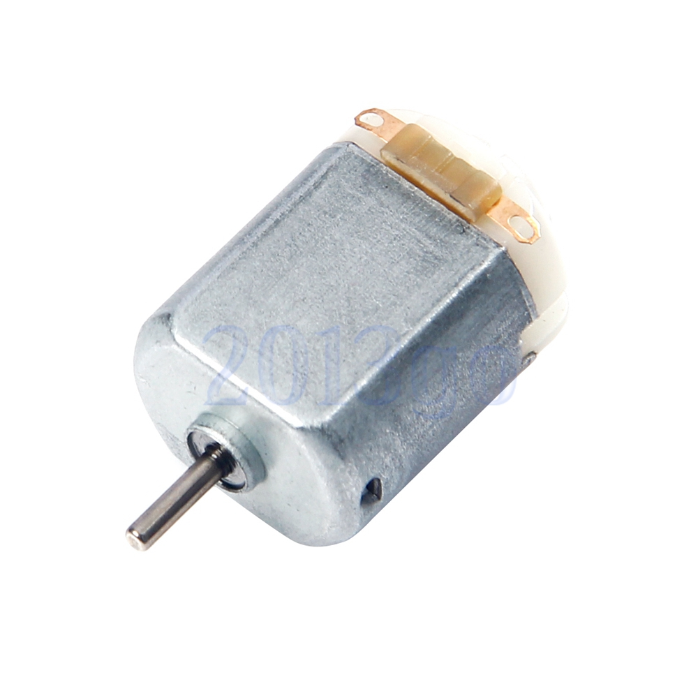 1pcs 130 Motor Dc 3v 18000rpm Micro Mini 130 Motor For Toy