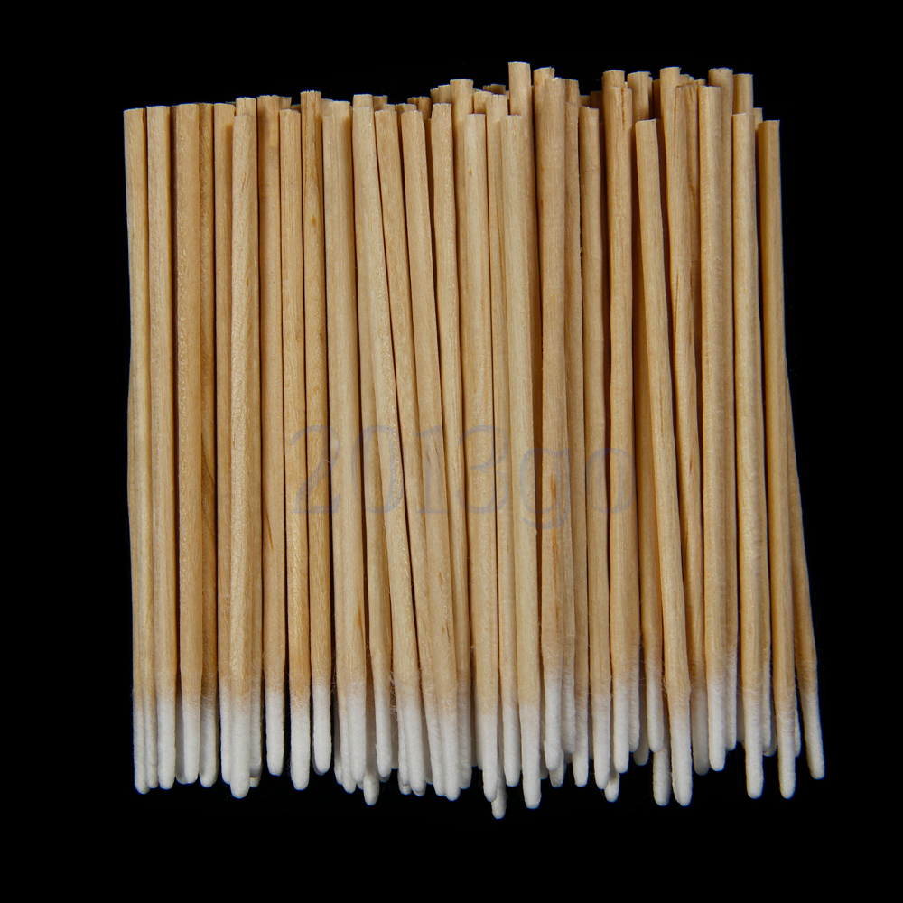 how to use cotton swabs