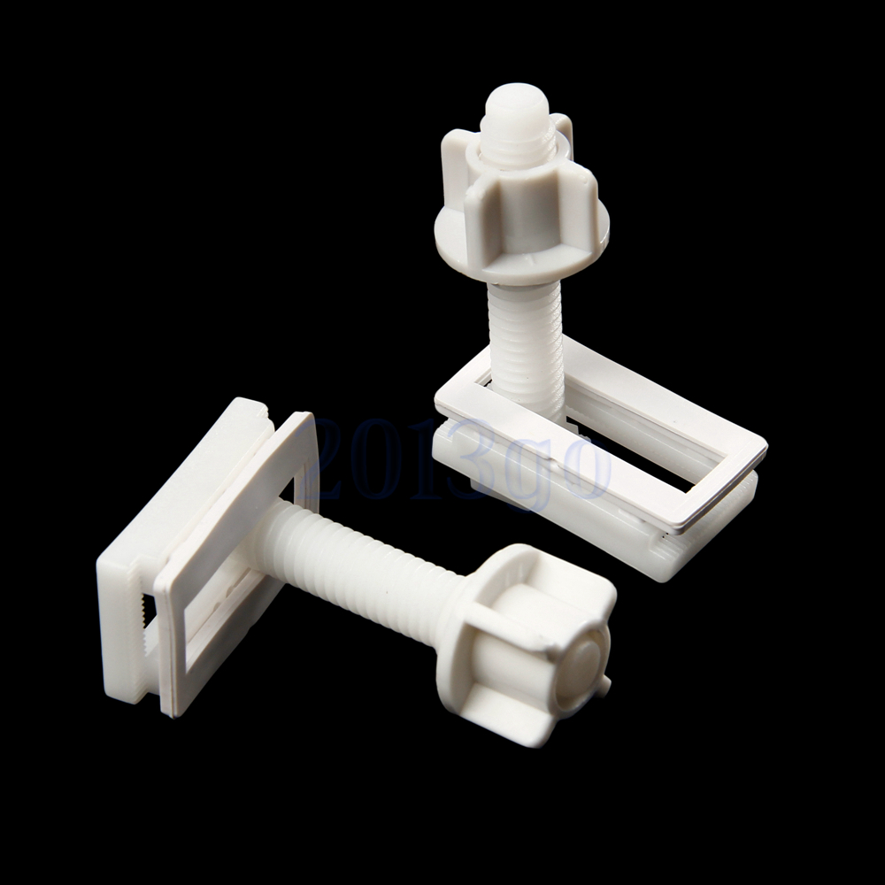 Toilet Seat Hinge Bolts Replacement Bolt Screw Fixing