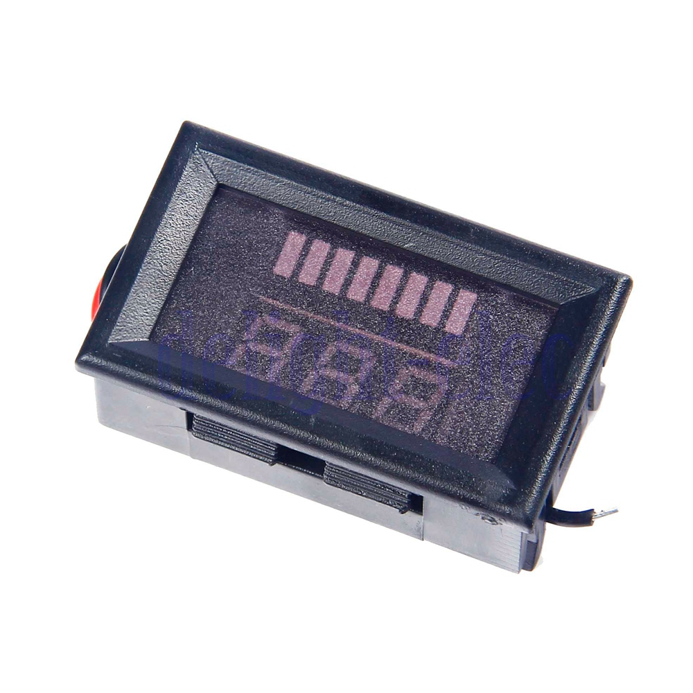 how to use a voltmeter on a battery