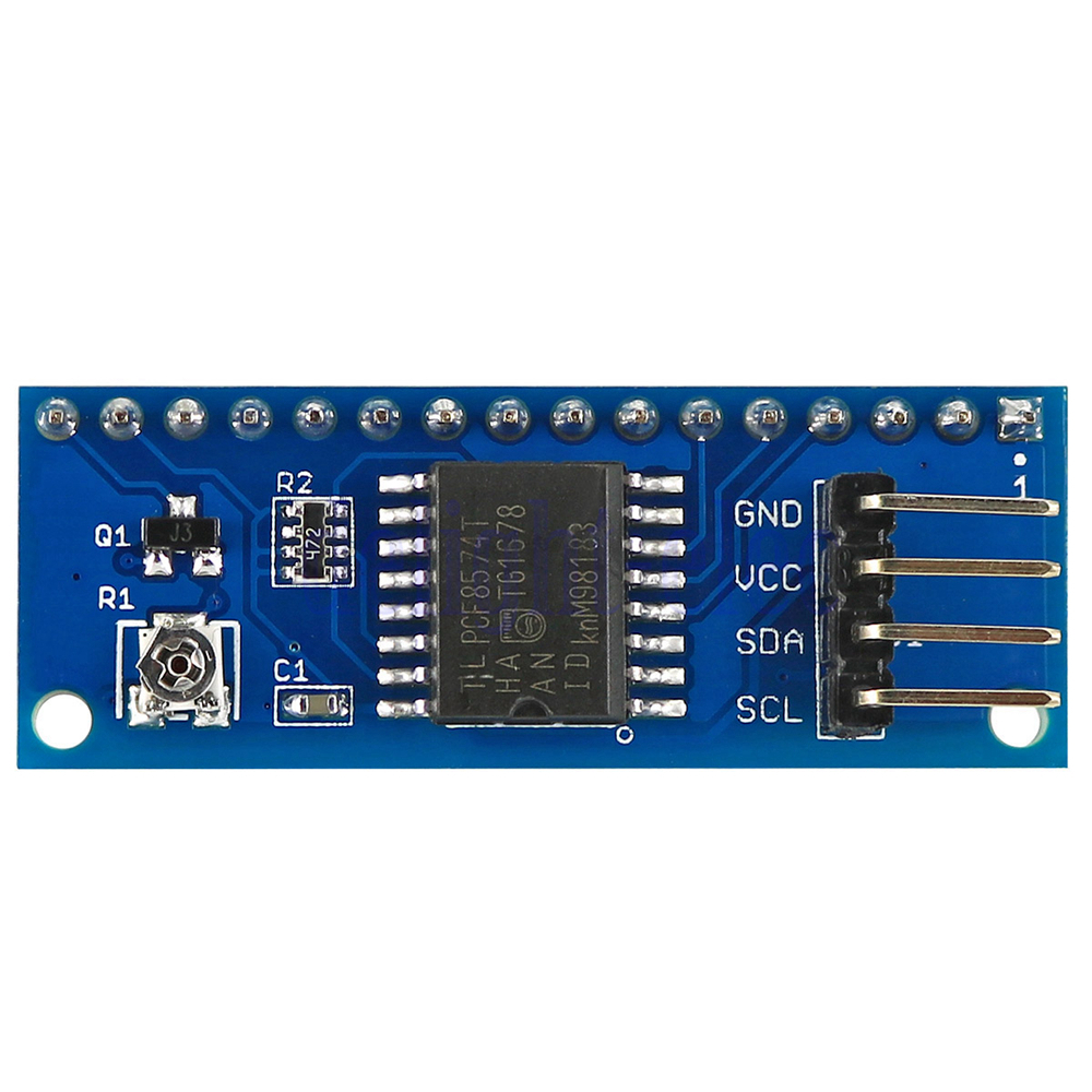 High quality i c lcd adapter board module for