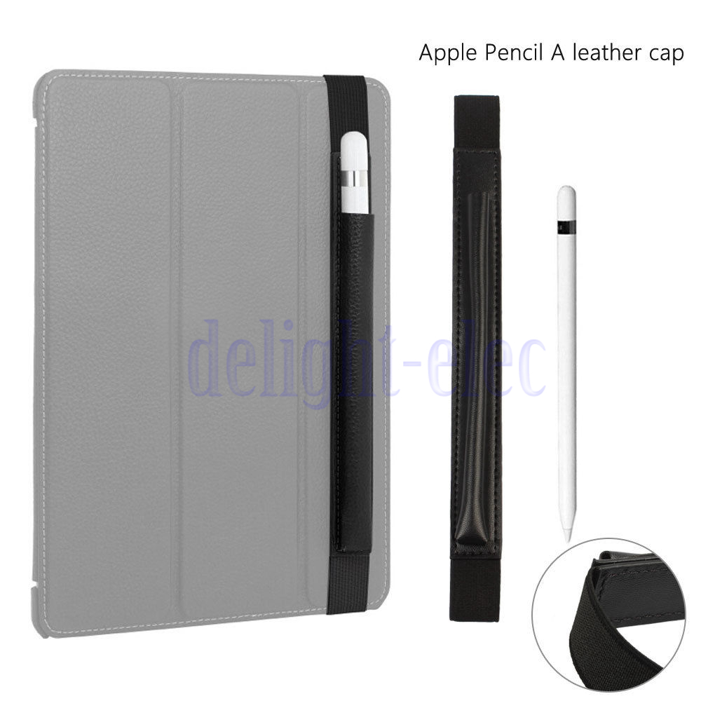 Leather Sleeve Case Lid W Carry Strap For Apple Ipad Pro