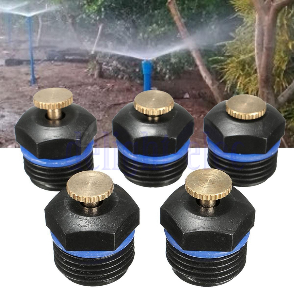 Water Misting Heads : Misting nozzle gardening water cooling spray sprinkle