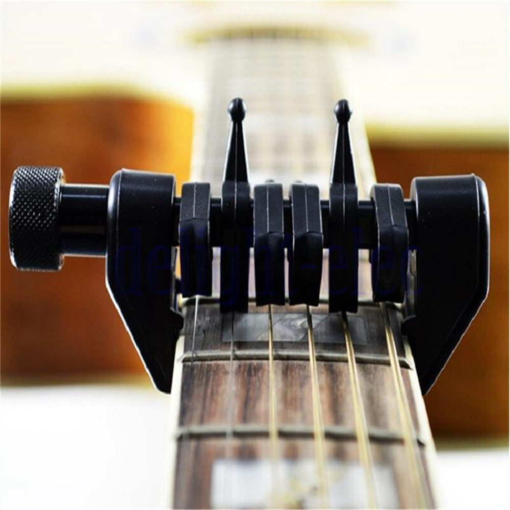 new multifunction capo open tuning spider chords for acoustic guitar strings de ebay. Black Bedroom Furniture Sets. Home Design Ideas