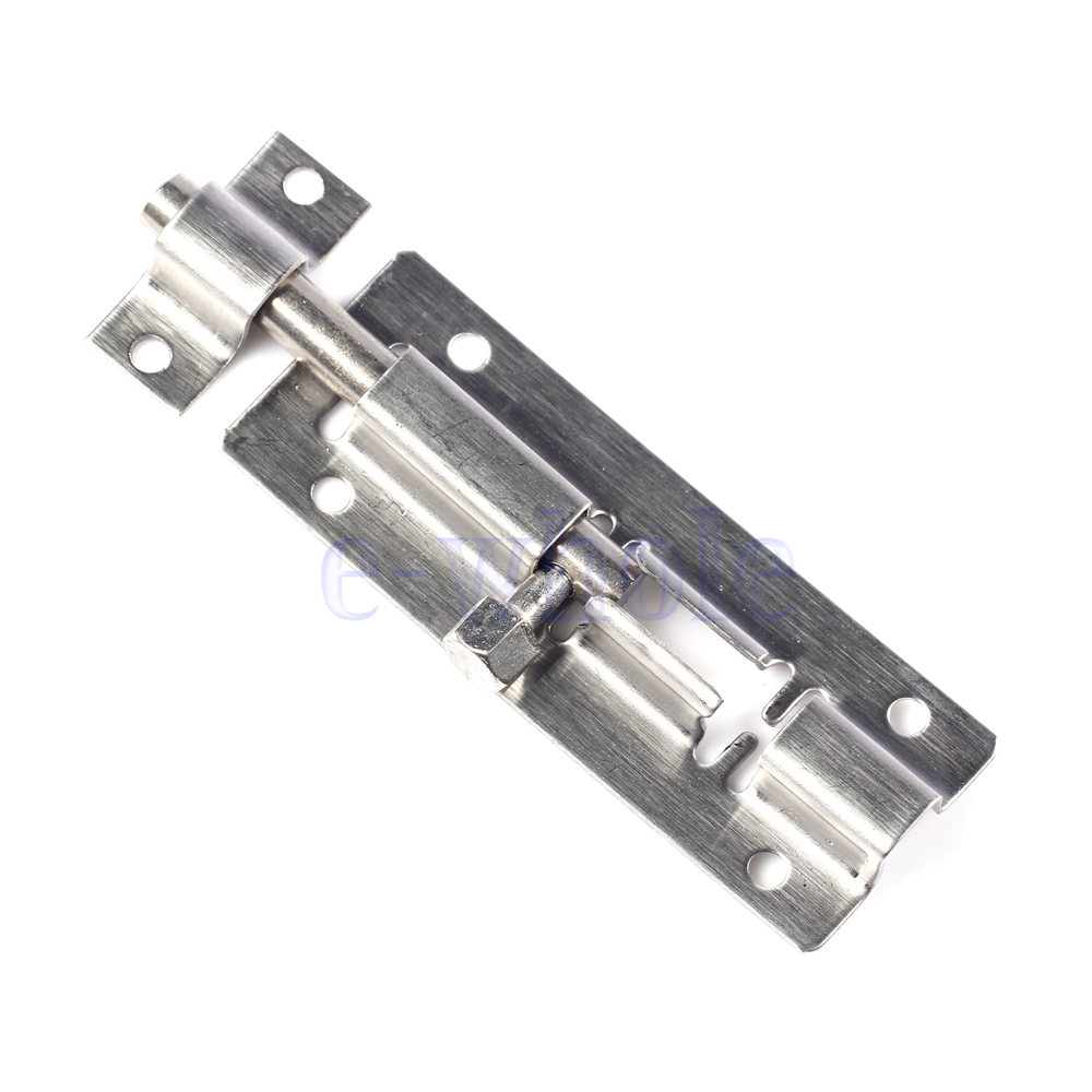 Bathroom Door Latches: Size Choice Door Shed Lock Bolt Catch Latch Slide For