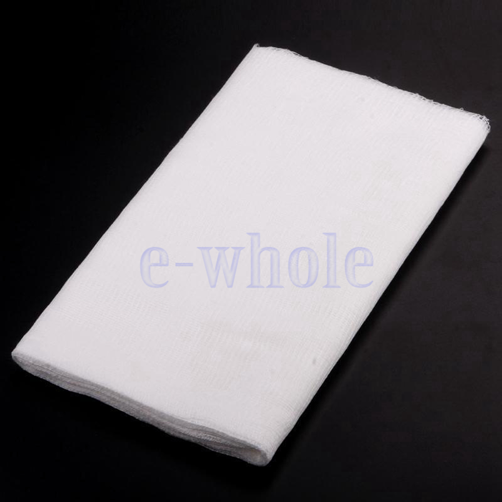 1.5-4 Yards Cotton Cheesecloth White Gauze Fabric Kitchen ...