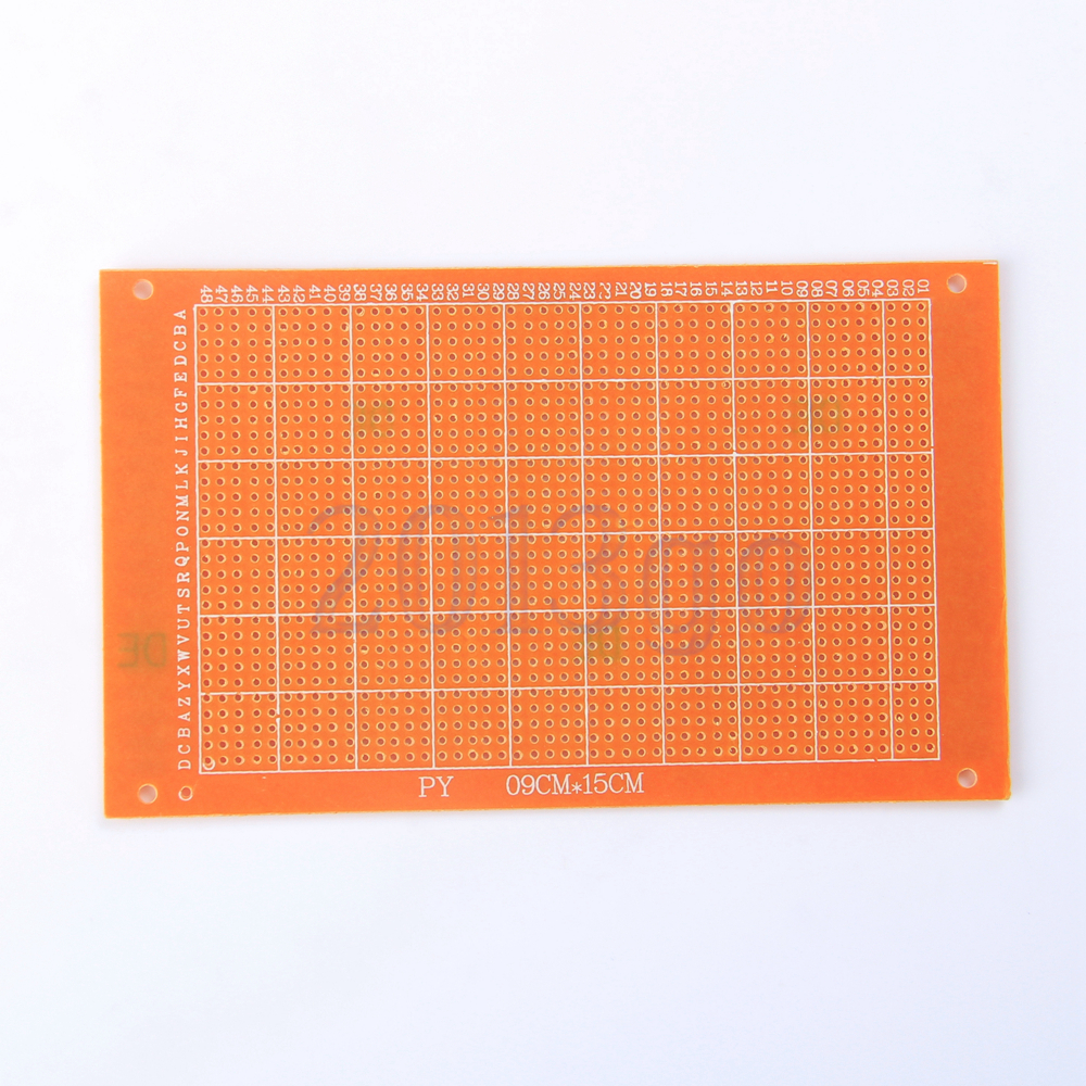 Prototype Experimental Electronic Circuit Board Auto Electrical Pcb Printed 7x9 Cm For Led Diy Project Ebay 5pcs Paper Universal 9x15cm