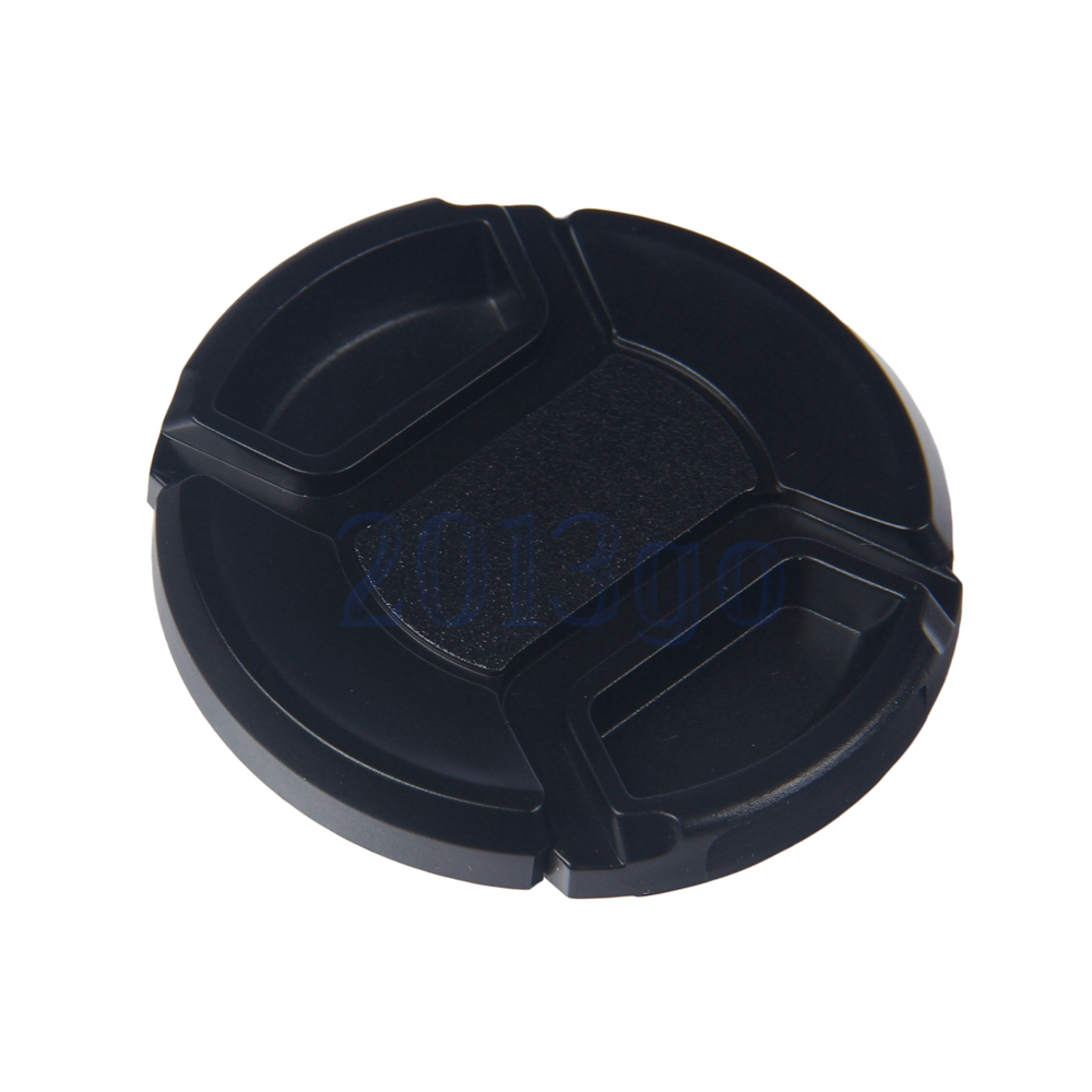 New 52mm Front Lens Cap Snap On Cover For Nikon Camera Yg Canon Hood Pentax Sony