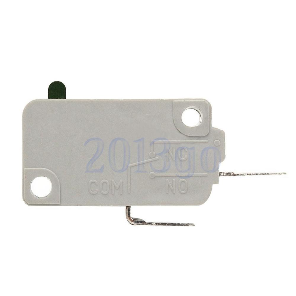 2Pcs four micro-ondes KW3A Porte Micro Interrupteur Normalement Ouvert pour DR52 125V//250V ma