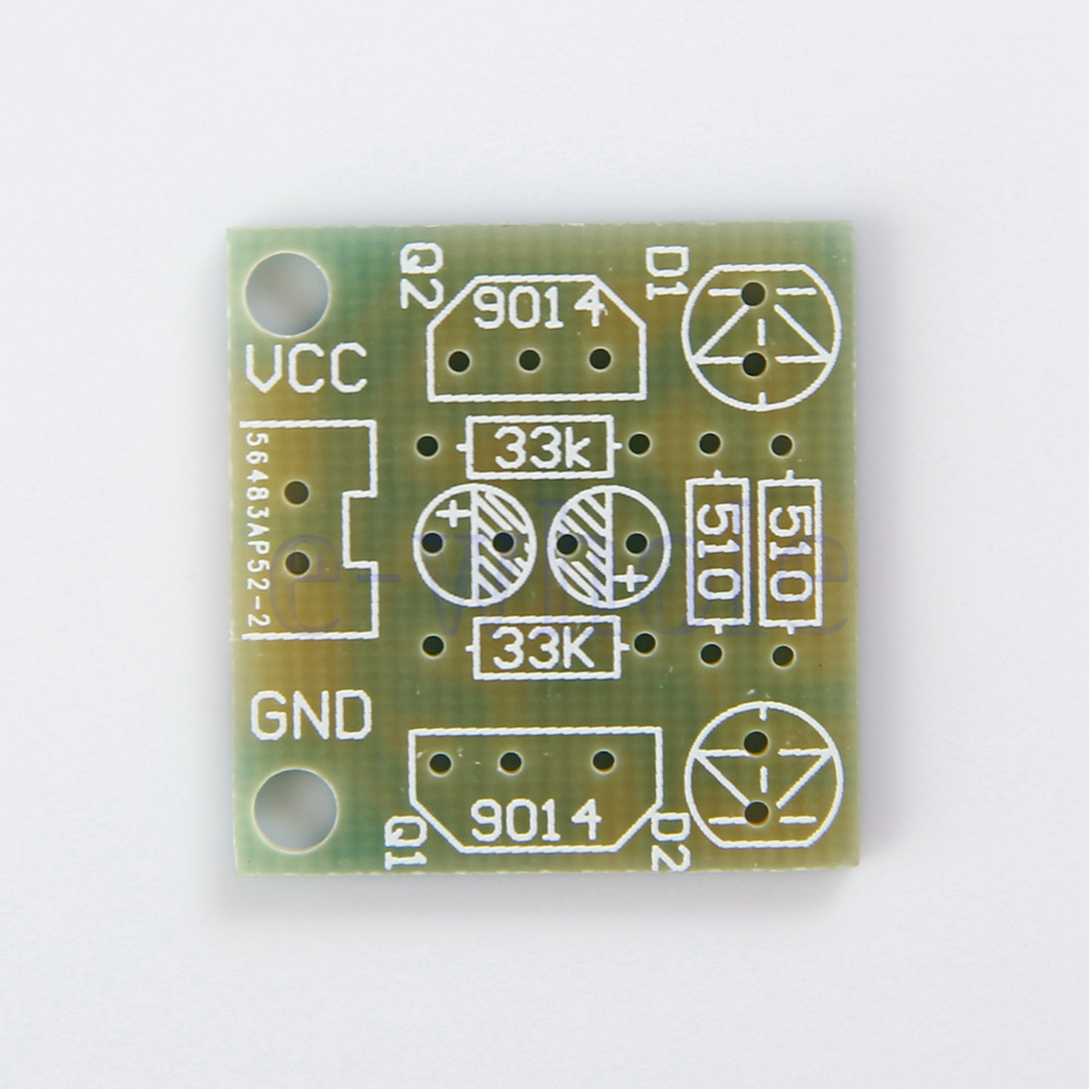 Diy Flash Circuit Trusted Wiring Diagrams Camera 5mm Led Simple Light Kit Tw Rh Ebay Com
