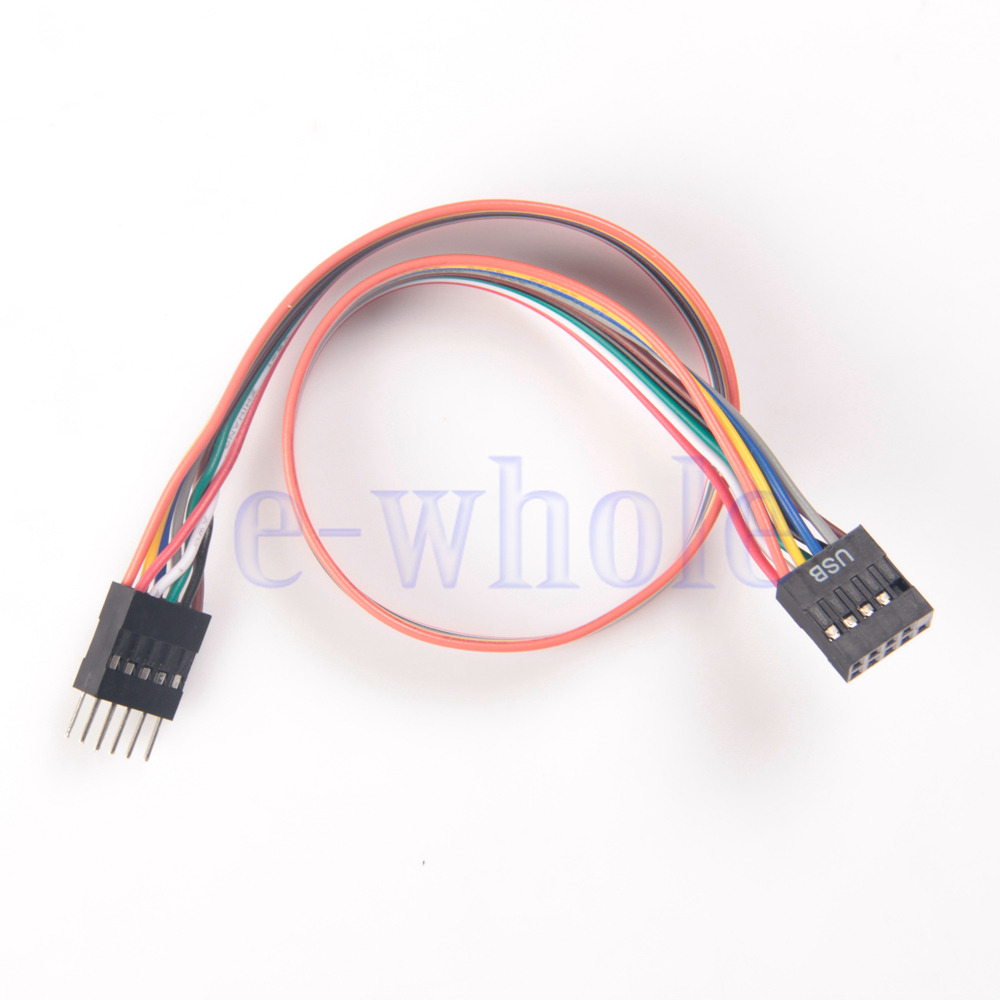 30cm Interne Mainboard Usb 20 9pin Stecker Auf Buchse Kabel Schnur Male To High Quality Internal Motherboard Female Cable Cord