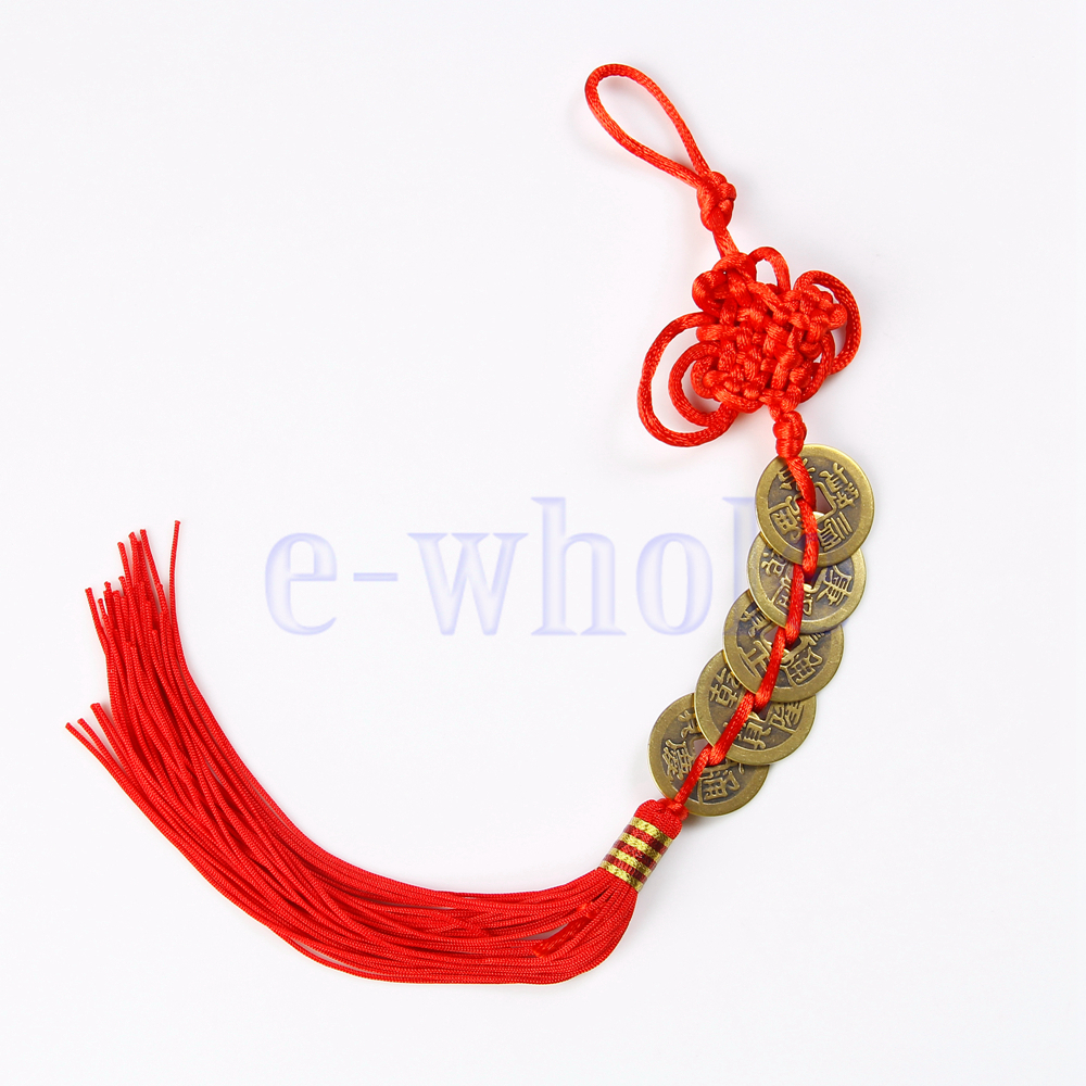 Feng Shui Chinese Coins Coin For Good Luck Prosperity Protection