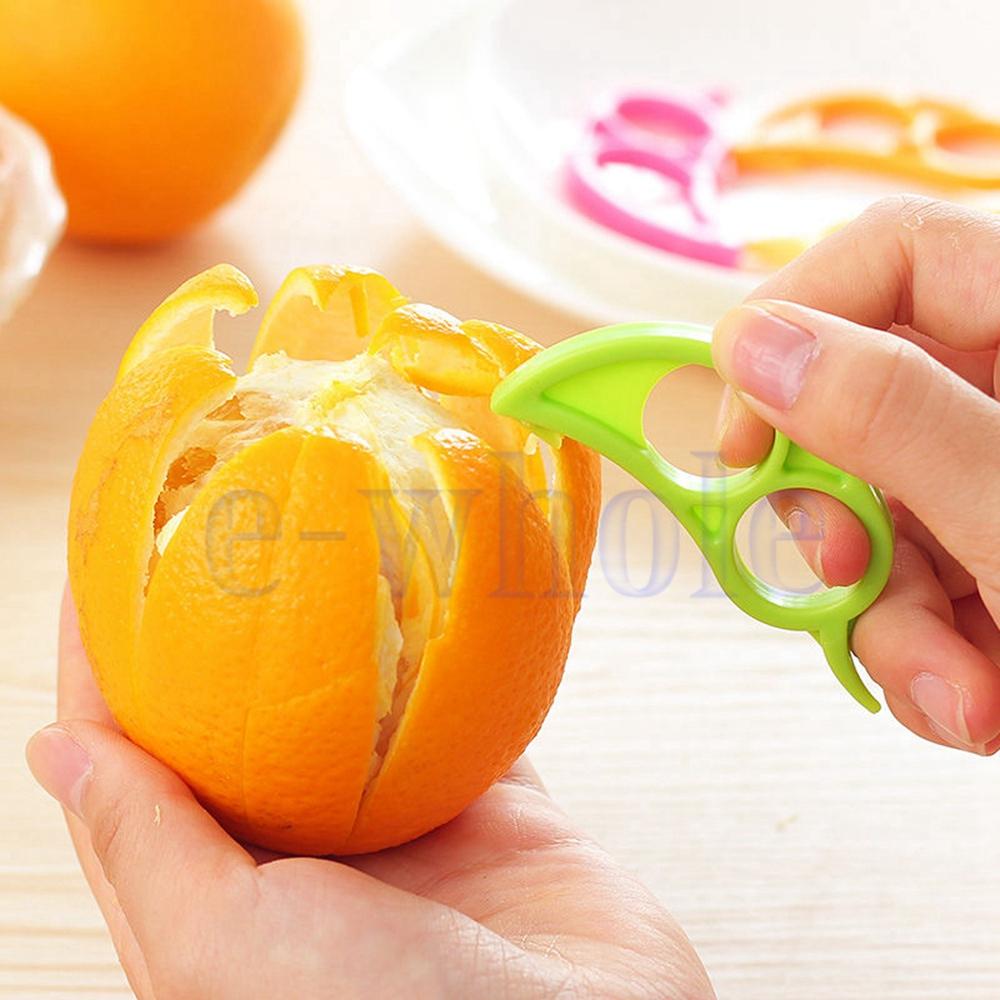 New Vegetable Slicer Cutter Peeler Potato Apple Fruit Kitchen Utility Tool YW