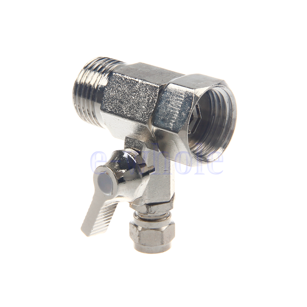 Ro Feed Water Adapter 1 2 1 4 Ball Valve Faucet Tap